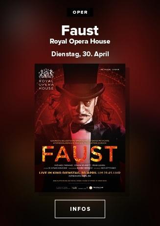 ROYAL OPERA HOUSE - Faust 30.04.