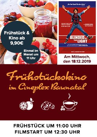 """Frühstückskino: """"Blinded by the Light"""""""