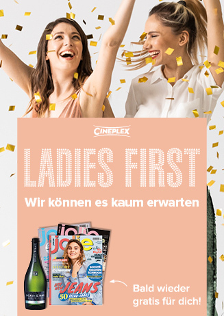 Kommt bald: Unsere Ladies First Preview