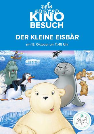 """Dein erster Kinobesuch: """" Der kleine Eisbär"""""""