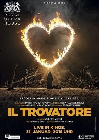Royal Opera House 2016/17: Il Trovatore (Verdi)
