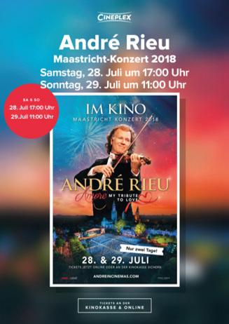 André Rieu's Maastricht Konzert