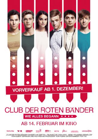 CLUB DER ROTEN BÄNDER - Vorverkauf