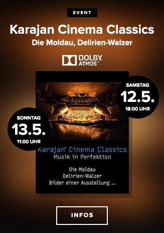Karajan® Cinema Classics: Programm 3 (in Dolby Atmos)