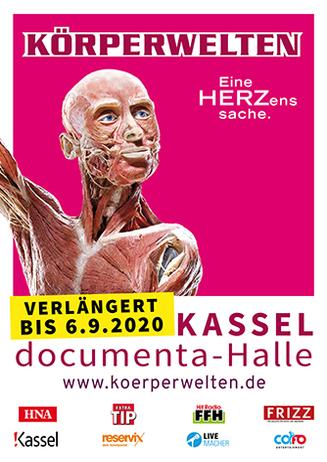 Die Körperwelten Kassel