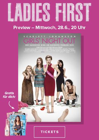 LF: Girls Night Out