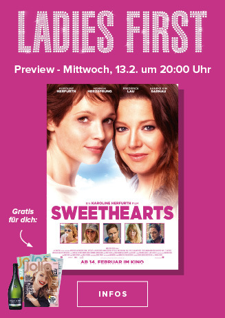 Ladies-First-Preview: SWEETHEARTS