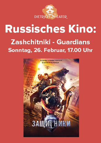 Russisches Kino: Zashitniki-Guardians