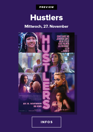 27.11. - Preview: Hustlers