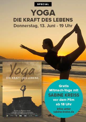 """190613 Mitmach-Special """"Yoga"""""""