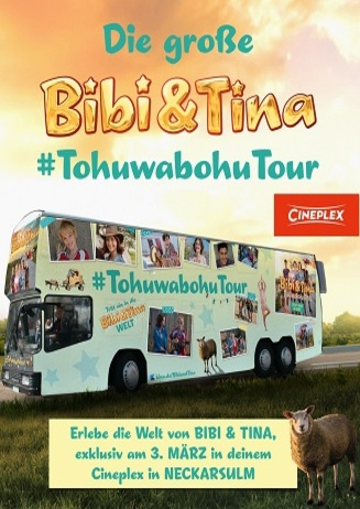 Bibi und Tina - Tohuwabohu Tour