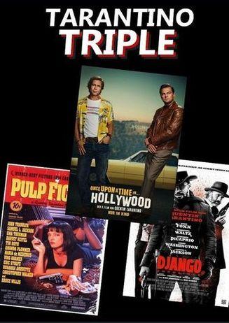 Tarantino Triple