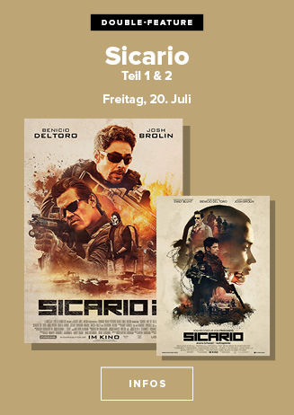 Double Feature Sicario 2