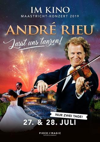 Konzert: André Rieu aus Maastricht - Lasst uns tanzen!
