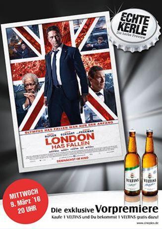 Echte Kerle: London has fallen