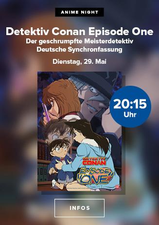 Anime Night 2018: Detektiv Conan Special Ep. One - Der geschrumpf