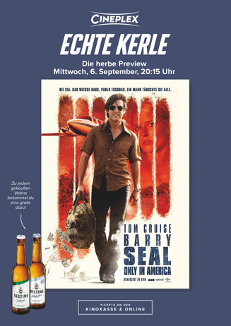 Echte Kerle Preview: Barry Seal