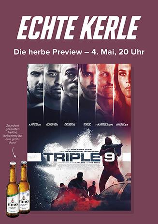Echte-Kerle-Preview: TRIPLE 9