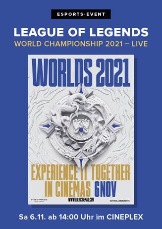 League of Legends Championships 2021