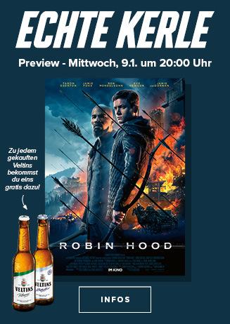 Echte-Kerle-Preview: ROBIN HOOD