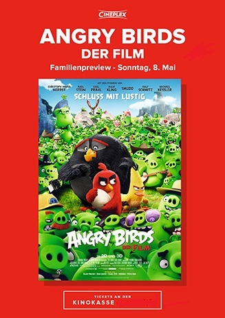 Familienpreview: Angry Birds