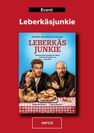 Event: Leberkäsjunkie 22.8.-27.8.2019