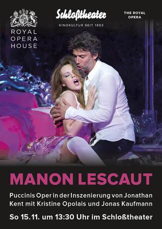 Royal Opera: MANON LESCAUT