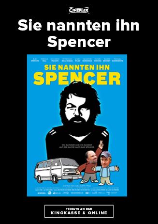 """170727-30 Special """"Sie nannten ihn Spencer"""""""