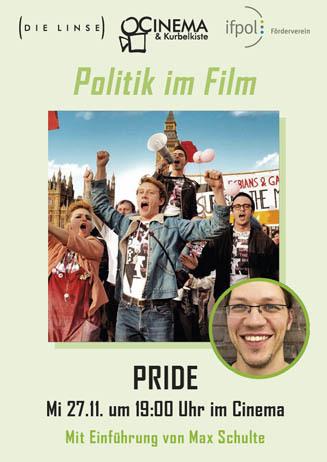 Politik & Film: PRIDE