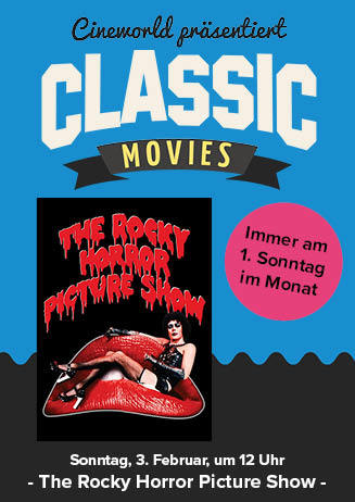 """190203 CM """"The Rocky Horror Picture Show"""""""