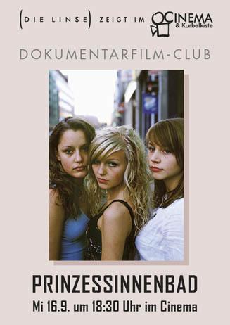 Dokumentarfilmclub: PRINZESSINNENBAD