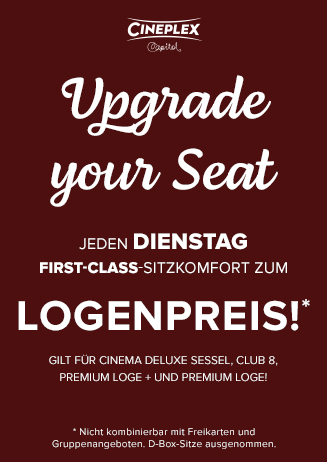Upgrade your Seat