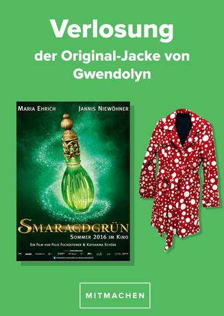 Verlosung der Original-Jacke von Gwendolyn