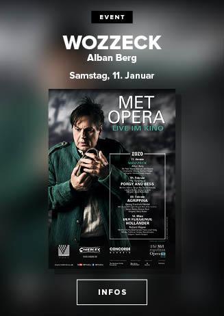 Met Opera: Wozzeck