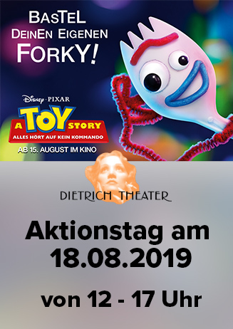 Aktionstag Toy Story