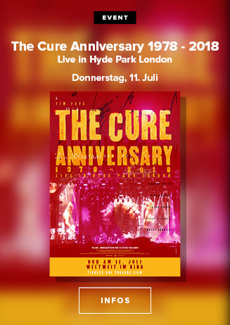 AC: The Cure Anniversary 1978 - 2018
