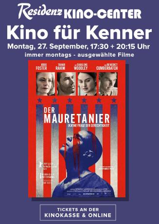 Kino für Kenner: Der Mauretanier