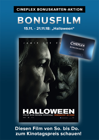 "Bonusfilm: ""Halloween"""