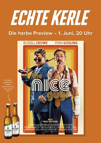 "Echte Kerle Preview "" Nice Guys """