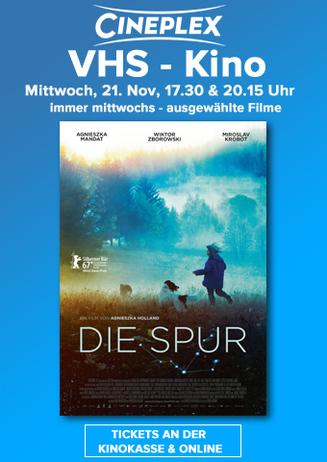 Die Spur: VHS- Kino