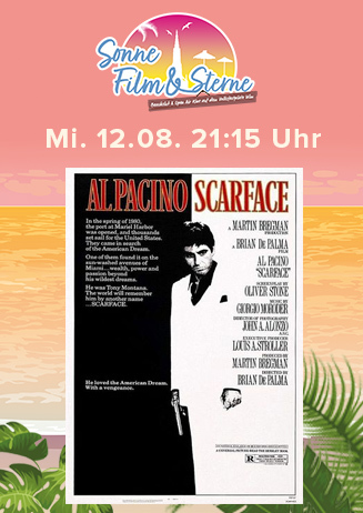 Sonne, Film & Sterne | Scarface