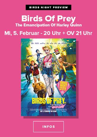 "200205 Preview ""Birds Of Prey"""