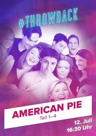 #THROWBACK: AMERICAN PIE 1-4
