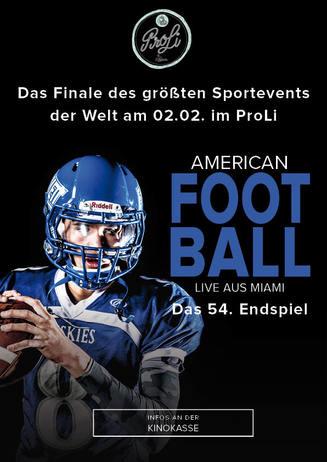 American Football 2020 -Live aus Miami, Floria