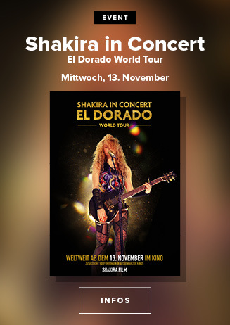 AC: Shakira in Concert