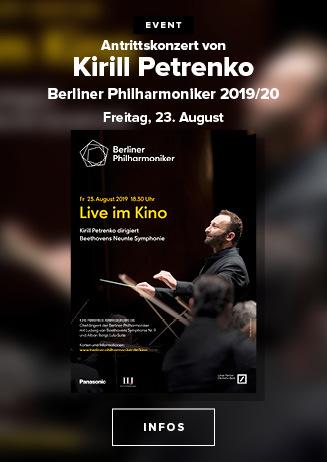 Berliner Philharmoniker: Antrittskonzert