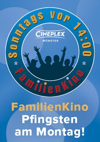 FamilienKino am Pfingstmontag