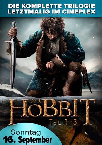 Der Hobbit Triple Feature