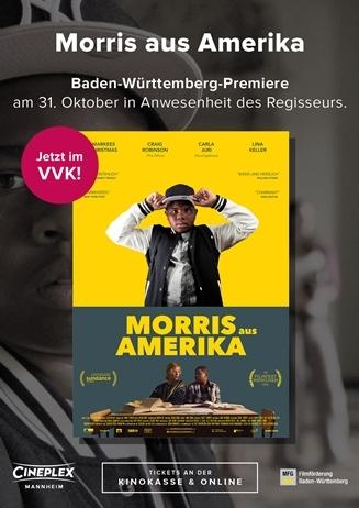 Premiere: Morris aus Amerika