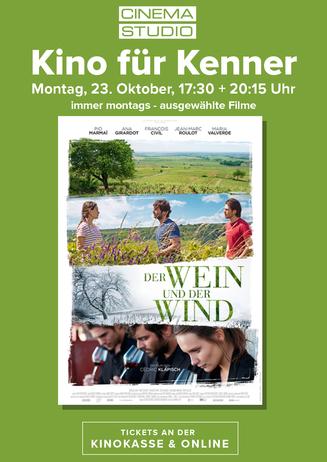 Kennerkino Der Wein und der Wind